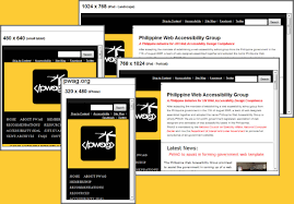 philippine web accessibility group u2013 page 2 u2013 this is the official