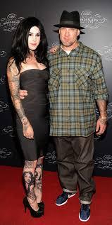 tattoo artist kat von d split with boyfriend steve o divorced