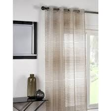 Gold Satin Curtains Pearl Satin Stripe Voile Net Curtains Voiles