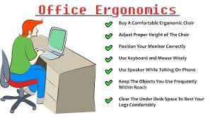 Ergonomic Office Desk Setup Panterabread Co Page 4 Globe For Office Desk Glass Home Office