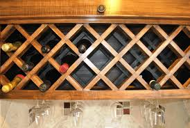 corner wine rack for smart storage plans u2014 wedgelog design