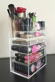 hair and makeup organizer bathroom makeup holder for bathroom image ideas