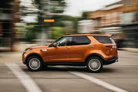 land rover discovery classic an orange 2017 land rover discovery joins the four seasons fleet