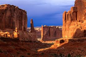 Arches National Park Map Arches National Park Lonely Planet