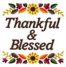 machine embroidery designs thanksgiving
