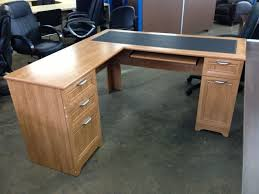 Realspace Magellan Desk Desks Realspace Magellan Performance Collection L Desk Assembly