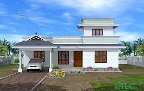 Kerala House Plans Single Floor Single Storey House Designs Kerala Style House Design