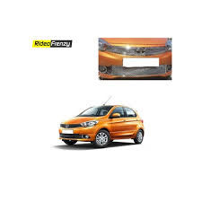 bentley chrome super glossy tata tiago bentley chrome grill at low prices rideofrenzy