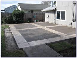 100 cement backyard ideas stunning concrete paving ideas 10