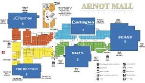 maine mall map arnot mall horseheads elmira york labelscar