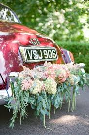 Indian Wedding Flower Garlands 14 Wedding Cars That U0027ll Inspire You To Garland Your Ride