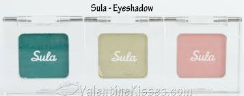 valentine kisses sula eyeshadow in hard to be good v i p truth