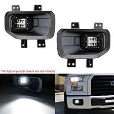 2015 f150 led fog lights ijdmtoy 24w cree high power led fog lights for 2015 up ford f 150
