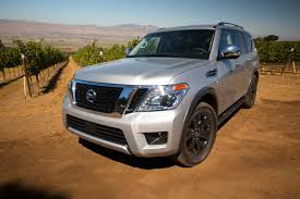 2017 nissan armada platinum interior the nissan armada returns still big and certainly better the