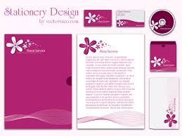 Business Letterhead Design Vector Corporate Stationery Design Free Vector 123freevectors