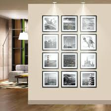 Walmart Wall Mirrors Wall Ideas Black Framed Wall Art Set Simple Uncluttered Home