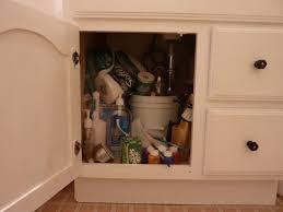 Under Sink Organizer Bathroom by Bathroom Sink Under Sink Cabinet Organizer Under Sink Storage