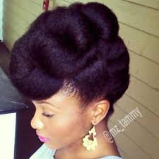 black pin up hairstyles 29 awesome new ways to style your natural hair