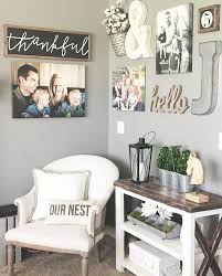 Grey And White Wall Decor Best 25 Family Wall Decor Ideas On Pinterest Family Wall Wall