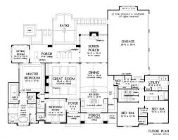 home plan the chaucer by donald a gardner architects