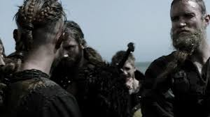 why did ragnor cut his hair the insanely epic hair of vikings vulture