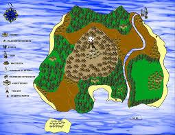 map of island paradise island map by unworldlyalloy on deviantart