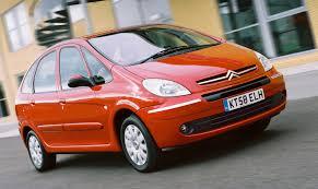short term car lease europe citroen citroën xsara picasso estate 2000 2010 rivals parkers
