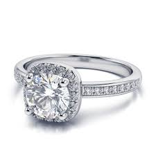 platinum halo engagement rings vintage halo engagement ring setting in platinum