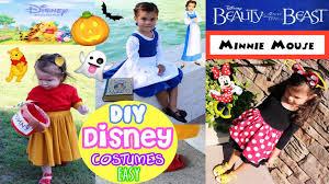 diy easy kids disney character halloween costume winnie the pooh