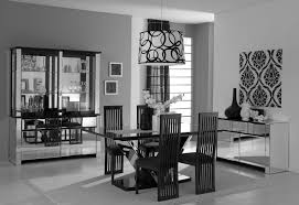 kitchen table design in black artistic dining room architect house