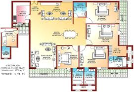 4 bedroom bungalow house plans pdf savae org entrancing modern