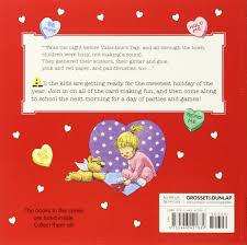 twas the night before thanksgiving readers theater amazon com the night before valentine u0027s day 9780448421889