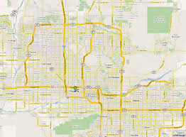Arizona City Map by Enjoy Hiking Phoenix Might Be The Place For You Tucson