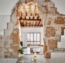 Spanish Home Interior Design Budget Makeover Of Abandoned Spanish Home Provides Affordable Housing