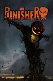 punisher annual 2016 halloween cover art by rahzzah geek art galaxy