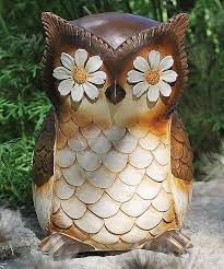 48 best owls in the garden images on garden owl owls