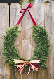 horseshoe wreath horseshoe wreath floral v designs