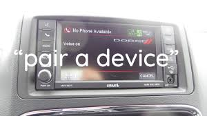 how to connect phone to jeep grand how to connect your phone via bluetooth to the dodge grand
