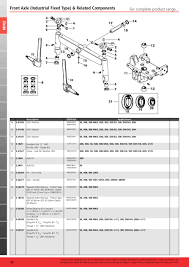 massey ferguson 2013 front axle page 48 sparex parts lists