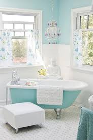 Blue And White Bathroom Accessories by Bathroom Ideas Blue White Painted Wall White Bathroom