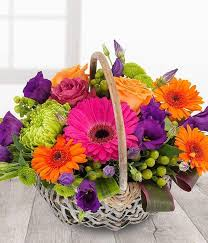 fruit flower baskets fruit burst the florist boxmoor hertfordshire