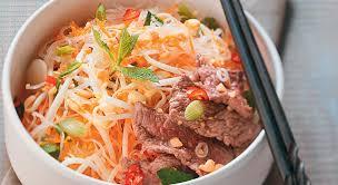 cuisine thailandaise recette une salade de bœuf thaï pour épater vos invités