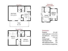 16 x 24 cabin plans jackochikatana tiny two story house plans jackochikatana