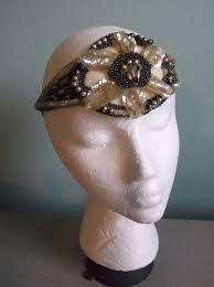 s headbands 129 best 1920 s headbands hair accessories images on