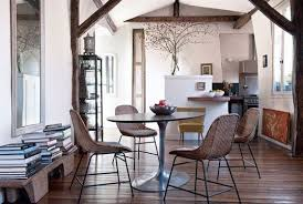 petit coin cuisine appartement 7 cuisines ouvertes sur la salle à manger dining