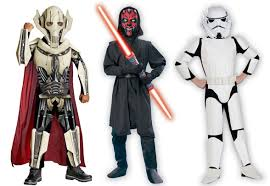 star wars halloween costumes may the force be with you daily