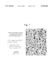 patent us5628945 multicomponent powder mixing process and