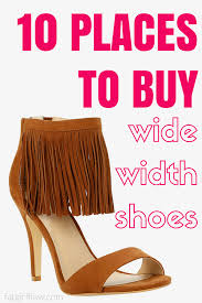 10 places to shop for wide width shoes www fatgirlflow com
