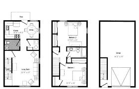 garage apartment plans 2 bedroom architectures irrr info