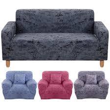 housse universelle canapé d encre impression taille universelle housse de canapé extensible
